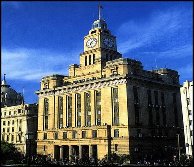 海关大楼:70米